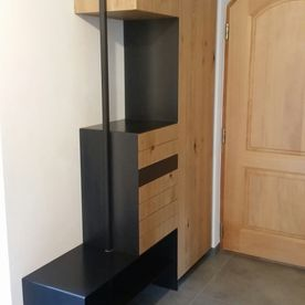 Armoire entree Nissille SA Massongex
